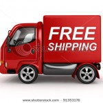 stock-photo--d-red-van-with-free-shipping-text-isolated-91353176