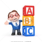 stock-photo-cute-boy-with-abc-blocks-d-rendered-isolated-147778499