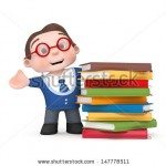 stock-photo-cute-boy-with-colorful-books-d-rendered-isolated-147778511