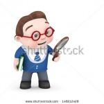 stock-photo-cute-boy-with-magnifying-glass-d-rendered-isolated-148212428